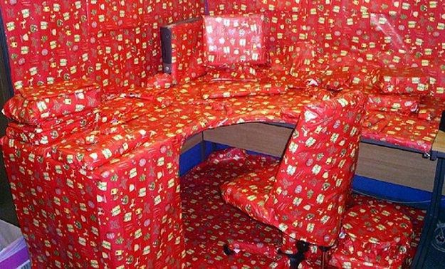 Birthday Office Prank