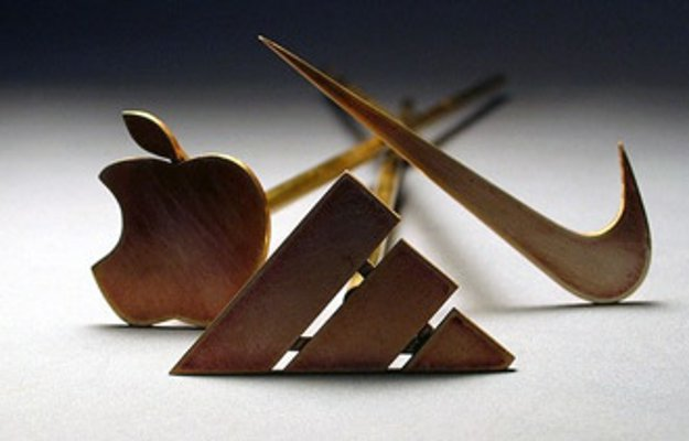 Brands of the Apple logo and more