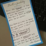 Handwritten Notes: The Forgotten Business & Sales Tool