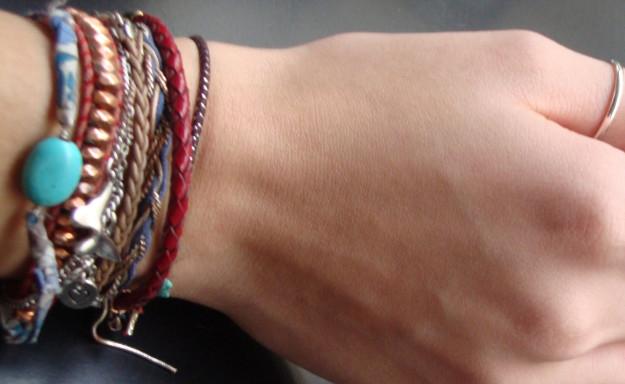 Many Bracelets