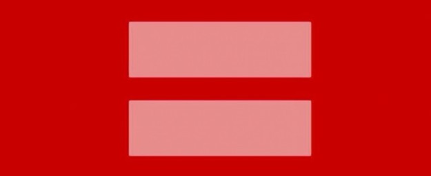 Red Equal Sign For Marriage Equality