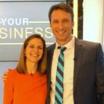 Our Visit to MSNBC's Your Business