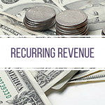A Lesson in Recurring Revenue